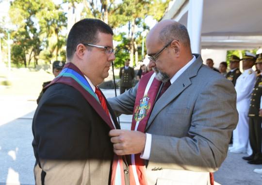 Gobernador Ameliach se separa del cargo  para ir a la Asamblea Constituyente