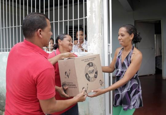Mirandinos combaten guerra económica con CLAP