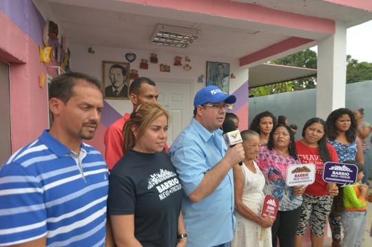 GMBNBT y Gobernación han rehabilitado más de 18 mil viviendas en Carabobo