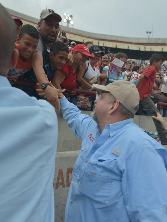 Maquinaria chavista se organiza  para que el pueblo vote el 30J