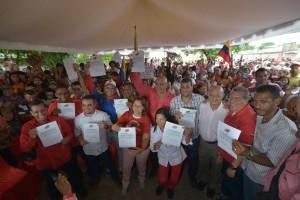 CNE Carabobo proclamó   a constituyentes electos