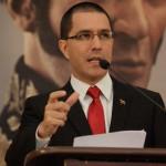 Canciller Arreaza rechazó lo dicho por su par español