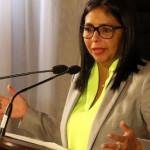 Delcy Rodríguez; ANC esta llamada a reconstruir el equilibrio económico del país
