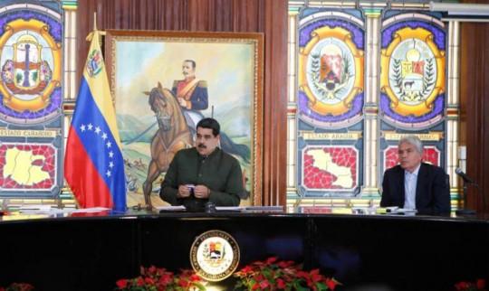 Maduro: Quienes pretenden vulnerar el proceso electoral pagarán con todo el peso de la ley