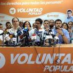 Cinco partidos de la MUD se abstienen de ir a municipales
