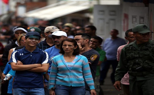 Venezolanos creen que comicios municipales contribuirán con la paz