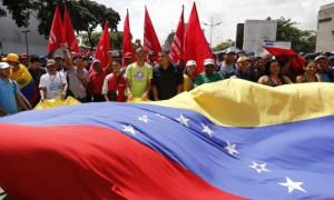 Estudiantes conmemoran 60 años de la huelga general contra Pérez Jiménez