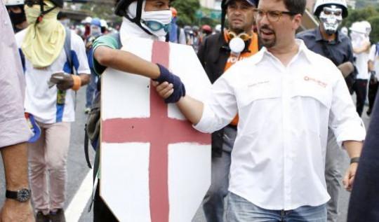 Freddy Guevara, las manos blancas de la impunidad