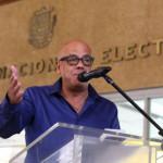 Rodríguez: Solicitamos al CNE que preserve el derecho de las venezolanas y venezolanos a votar