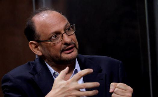 Oscar Schémel: El chavismo es la única fuerza social, cultural y política de Venezuela