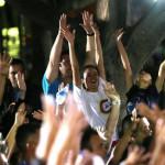 Con tres victorias populares, la Revolución Bolivariana consolidó la paz en 2017