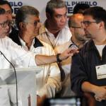 Una oposición dividida participó en elecciones municipales