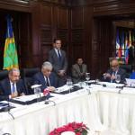 Gobierno y oposición retoman el diálogo político este 11 de enero