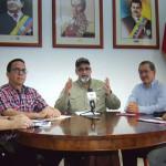 Así quedó conformado el Estado Mayor de la Vicepresidencia de Organización del PSUV