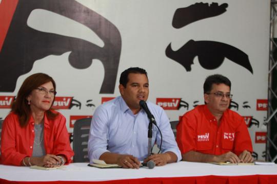 Psuv ratificó su respaldo al diálogo entre el Gobierno Bolivariano y la oposición venezolana