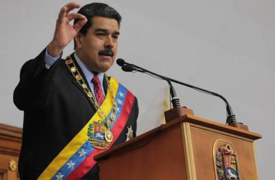 Estos fueron los anuncios realizados por el presidente Maduro durante su mensaje anual