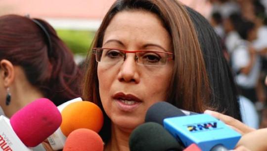Tania Díaz: Derecha rechaza presidenciales por su interés a instaurar un Gobierno de facto