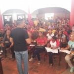 Dirección Regional del PSUV se desplegó en Anzoátegui para la consolidación de la RAAS