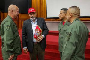 Reelección de Nicolás Maduro constituye una acción primordial en defensa de la Nación