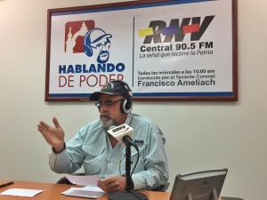 La única forma pacífica de acceder al poder político en Venezuela es a través del sufragio